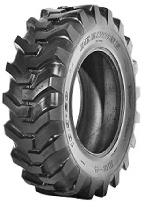 16.9-24 10PR D314 R-4 TUBELESS PNEUMATIC BACKHOE TIRE DEESTONE