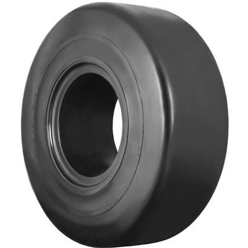 20.5x25 TIRE Brawler HPS Solid Loader Tire (Smooth) 20.5X25 SOLID TIRE