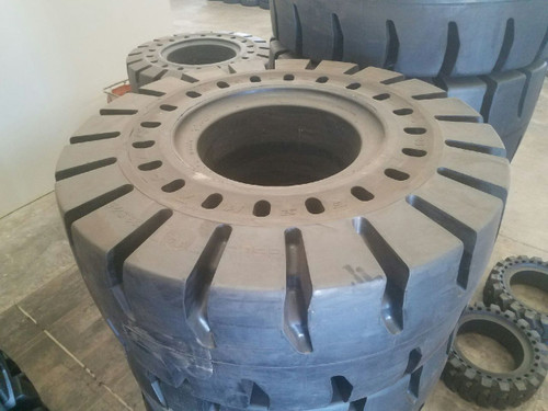 29.5X25 TIRE SOLID Wheel Loader Tire 29.5-25 TIRE SOLID TIRE or CAT 980G TIRE