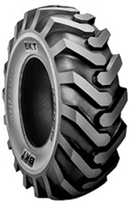 16.00x24 16PR Pneumatic Wheel Loader Tire (G-2/L-2) - BKT Super Grader