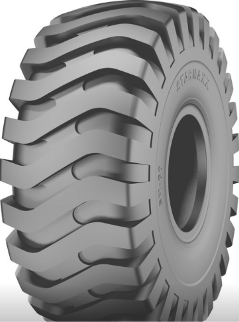 1600x25 32PR Pneumatic Wheel Loader Tire (E-3/L-3) -Starmaxx SM60