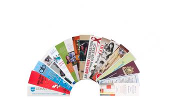 2 x 7 Economy 14pt Custom Bookmarks