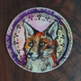 Fox Small Sticker by Cait Deane at Kindred Kaboodle, Carlisle Pennsylvania