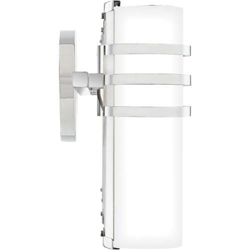 Quoizel Everhart Bath Light in Polished Chrome Finish, PCEH8522C