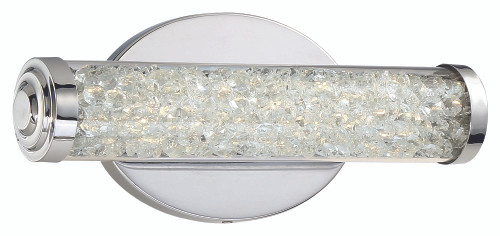 George Kovacs Diamonds Led Bath In Chrome