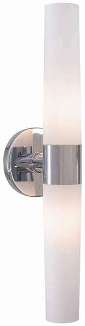 George Kovacs Saber 2 Light Bath In Chrome