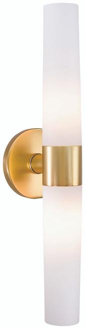 George Kovacs Saber 2 Light Bath In Honey Gold