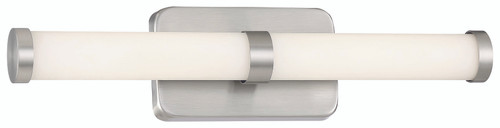 George Kovacs Led Bath Light In Brushed Nickel