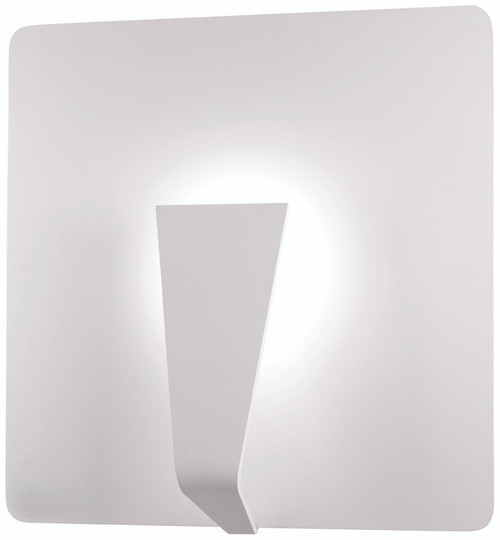 George Kovacs Waypoint LED Wall Sconce in Sand White, P1777-655-L