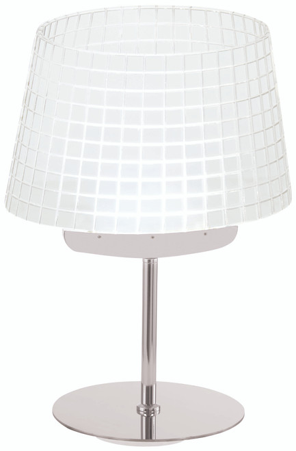 George Kovacs Table Lamp LED Table Lamp in Chrome, P1651-077-L