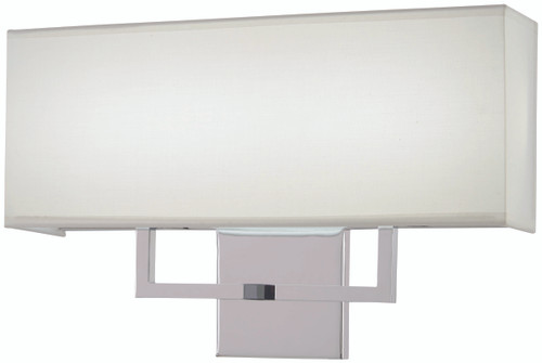 George Kovacs Wall Sconces LED Wall Sconce in White, P472-077-L