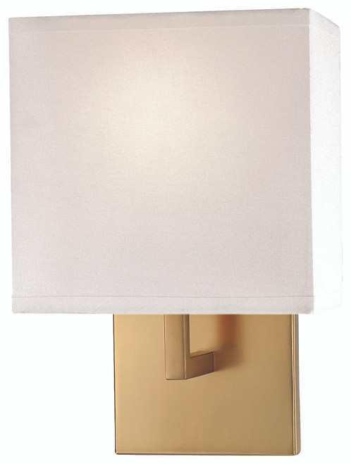 George Kovacs 1 Light Wall Sconce In Honey Gold