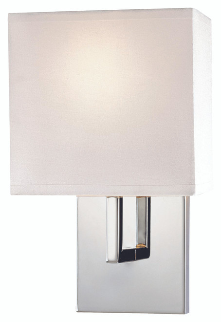 George Kovacs 1 Light Wall Sconce In Chrome