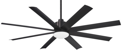 "Minka Aire 65"" Slipstream Ceiling Fan with LED Light"
