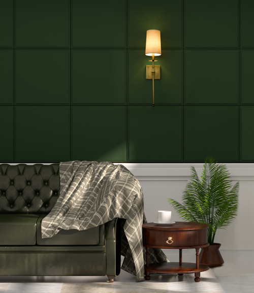 Z-Lite Camila Collection 1 Light Wall Sconce in Rubbed Brass Finish, 811-1S-RB