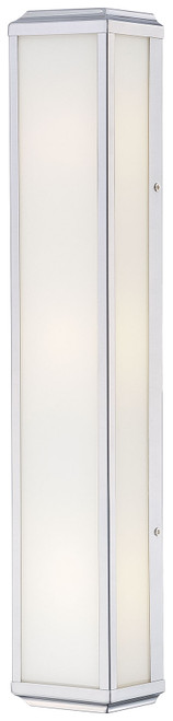 Minka Lavery Daventry 3 Light Bath in Polished Nickel Finish