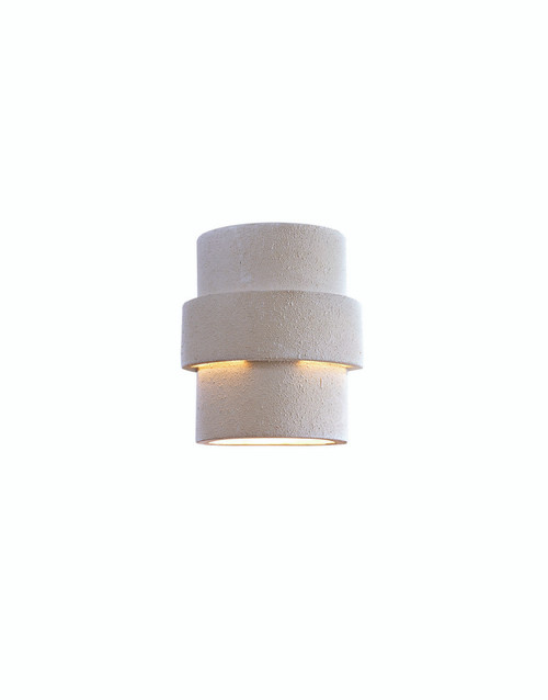 Minka Lavery Ceramic 1 Light Pocket Lantern in White Ceramic Finish