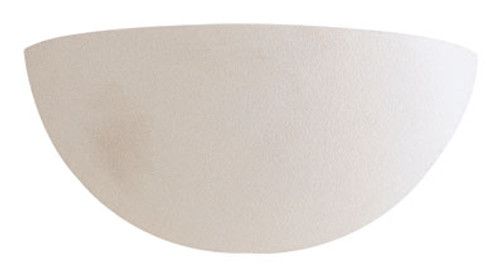 Minka Lavery 1 Light Wall Sconce in White Ceramic Finish