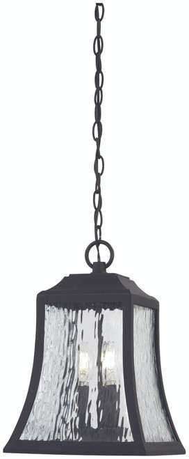 Minka Lavery Cassidy Park 3 Light Chain Hung in Coal Finish