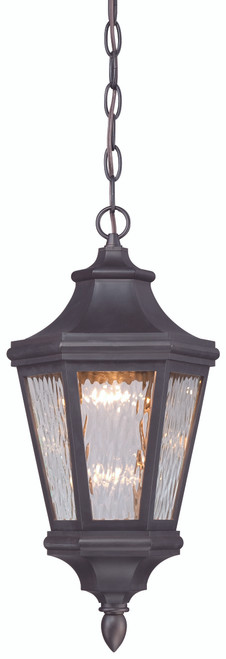 Minka Lavery Hanford Pointe Led Outdoor Chain Hung in Oil Rubbed Bronze Finish