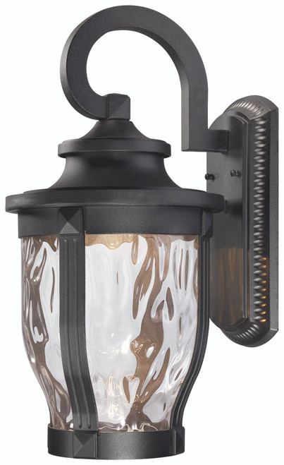 Minka Lavery Merrimack Led Outdoor Wall Mount in Sand Coal Finish