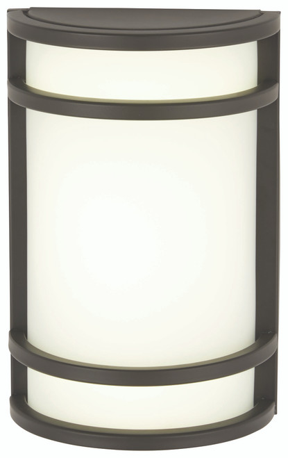 Minka Lavery Bay View Led Outdoor Pocket Lantern in Oil Rubbed Bronze Finish