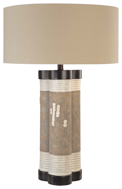 Minka Lavery 1 Light Table Lamp in Multi-Colored Finish