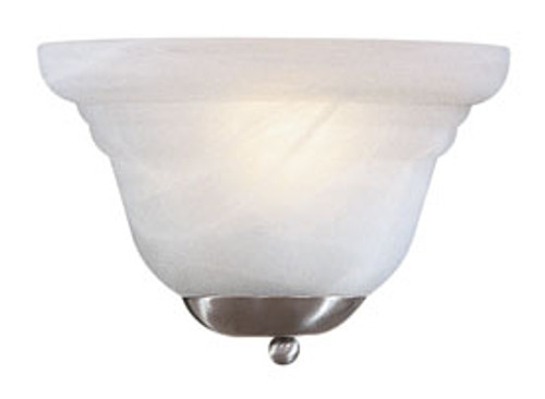 Minka Lavery 1 Light Wall Sconce in White Finish