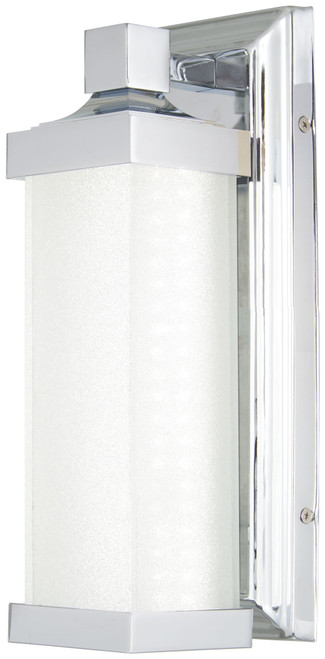 Minka Lavery Led Wall Sconce in Chrome Finish