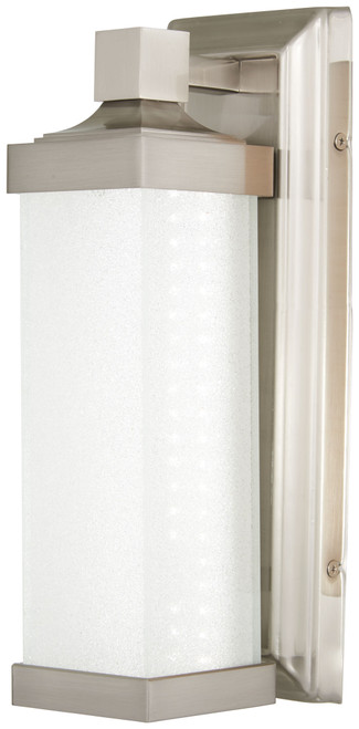 Minka Lavery Led Wall Sconce in Brushed Nickel Finish