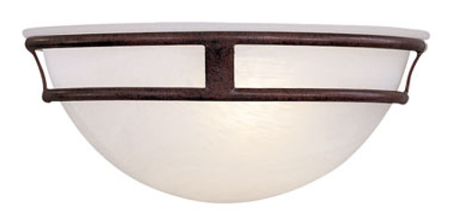 Minka Lavery Pacifica 1 Light Wall Sconce in Antique Bronze Finish