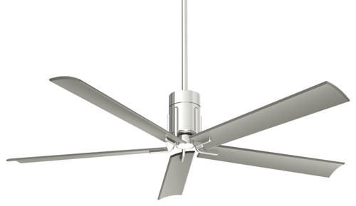 """Minka Aire Clean 60"""" Ceiling Fan with LED Light"""