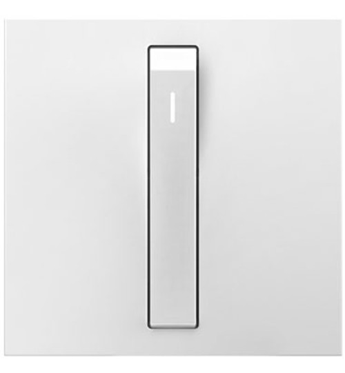 Legrand adorne ASWR Whisper Switch in White Finish.