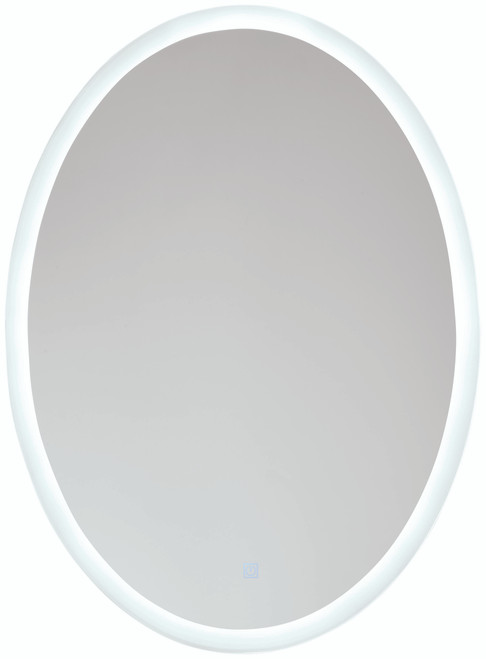 George Kovacs LED Oval Mirror, P6108