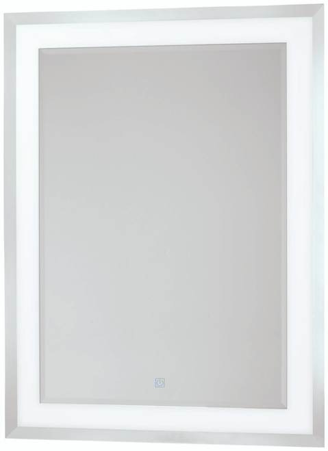 George Kovacs LED Rectangular Mirror, P6109