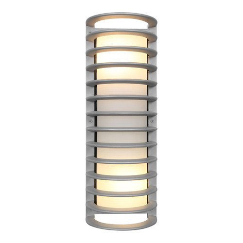 Access Lighting Bermuda Collection Marine Grade Wet Location LED Bulkhead in Satin Finish
