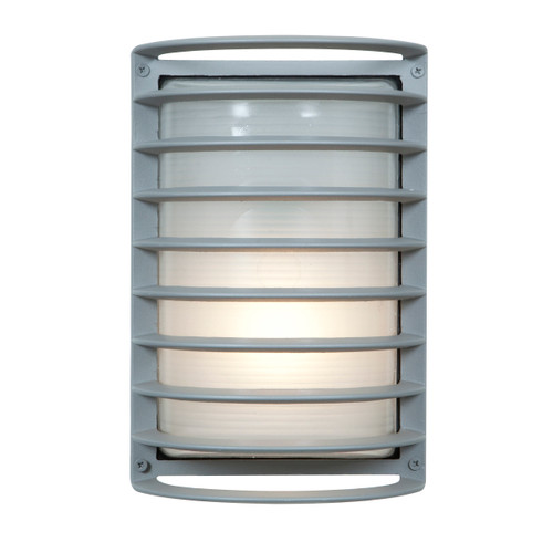 Access Lighting Bermuda Collection Marine Grade Wet Location Bulkhead in Satin Finish