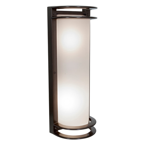 Access Lighting Nevis Collection Marine Grade Wet Location LED Bulkhead in Bronze Finish