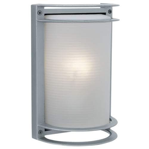 Access Lighting Nevis Collection White Tuning Marine Grade Wet Location LED Bulkhead in Satin Finish