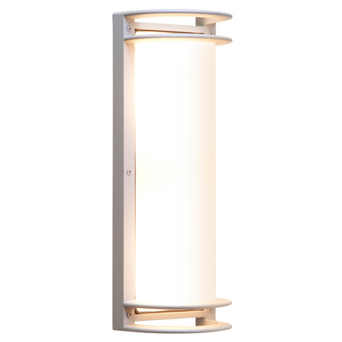Access Lighting Nevis Collection Marine Grade Wet Location Bulkhead in Satin Finish