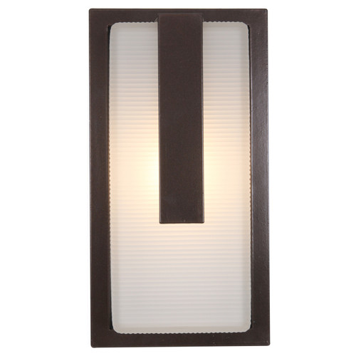 Access Lighting Neptune Collection Marine Grade Wet Location LED Bulkhead in Bronze Finish