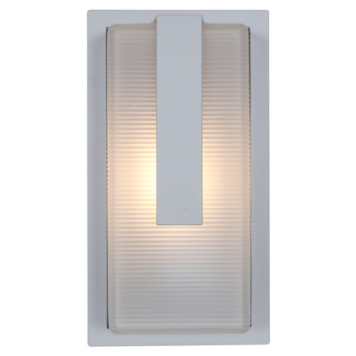 Access Lighting Neptune Collection Marine Grade Wet Location LED Bulkhead in Satin Finish
