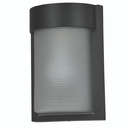 Access Lighting Destination Collection Color Tuning Marine Grade Wet Location LED Bulkhead in Black Finish
