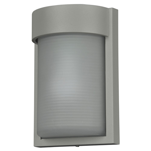 Access Lighting Destination Collection White Tuning Marine Grade Wet Location LED Bulkhead in Satin Finish