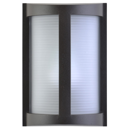 Access Lighting Pier Collection Marine Grade Wet Location LED Wall Fixture in Bronze Finish