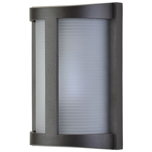 Access Lighting Pier Collection White Tuning Marine Grade Wet Location LED Bulkhead in Bronze Finish