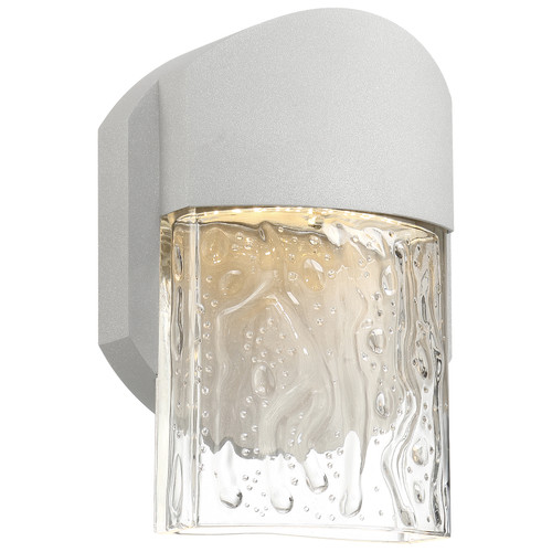 Access Lighting Mist Collection Marine Grade Wet Location LED Wall Fixture in Satin Finish