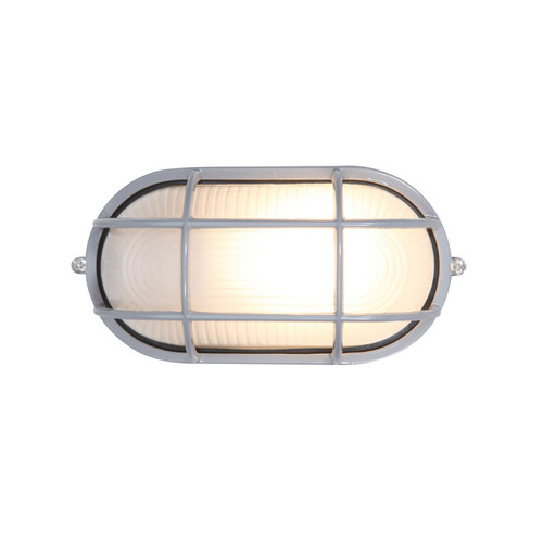 Access Lighting Nauticus Collection Wet Location LED Bulkhead in Satin Finish