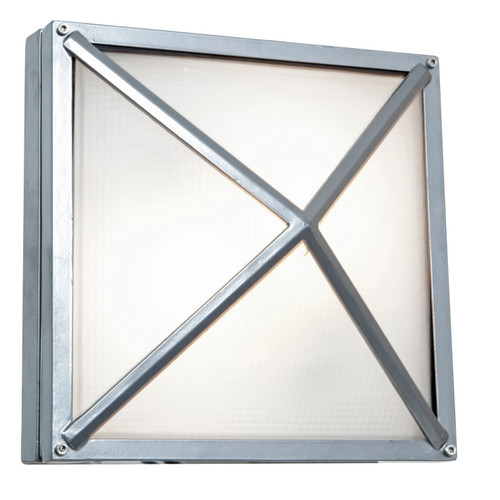 Access Lighting Oden Collection Wet Location Wall Fixture in Satin Finish