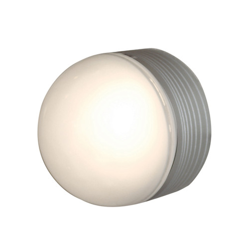 Access Lighting MicroMoon Collection Marine Grade Wet Location Ceiling or Wall Fixture in Satin Finish